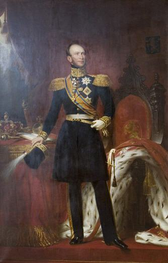 State portret - Kamer schilderij ...